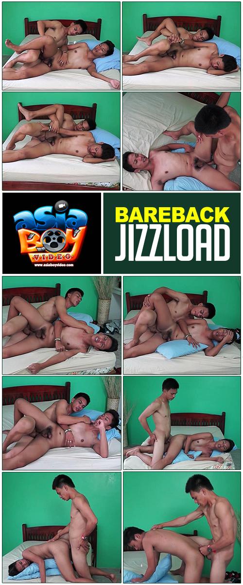 asia-boy-video | bareback jizzload